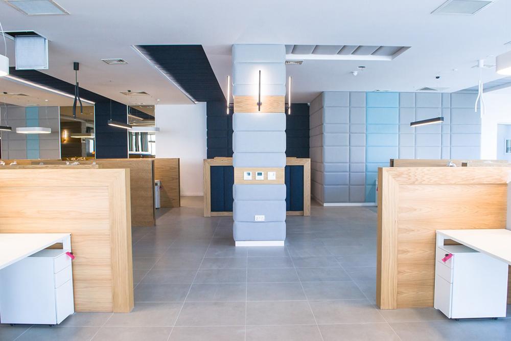 Open Plan Office Cabin