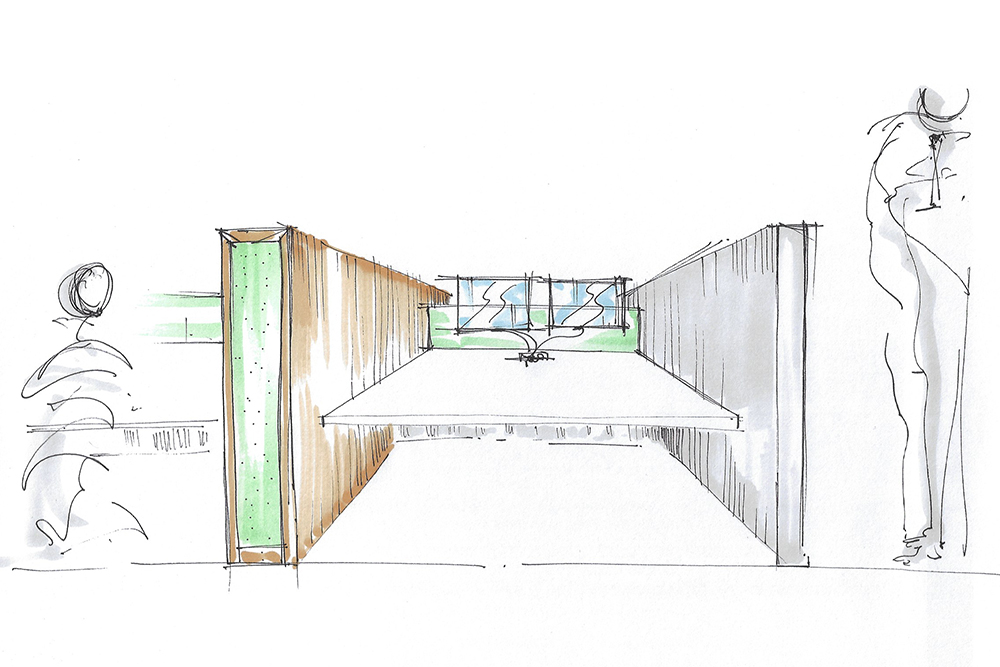 Open Space Office Layout